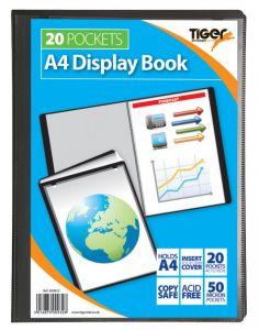A4 Presentation Display Book