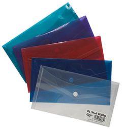 Stud Wallet DL Assorted Colours
