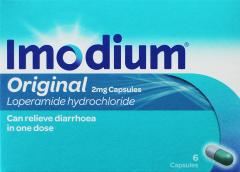 Imodium Original Capsules 2mg