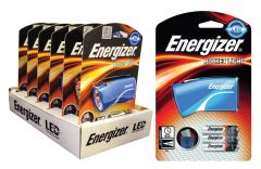 Energizer LED Pocket Torch with 3 AAA Batteries