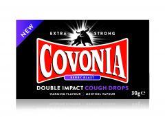 Covonia Berry Blast Double Impact Lozenges 30g