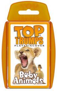 Top Trumps Classics - Baby Animals