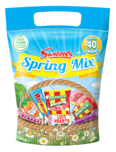 Swizzels Spring Mix Pouch 500g