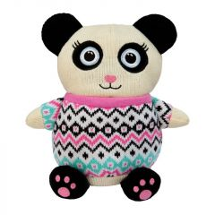 Aroma Home Knitted Cosy Friends - Panda