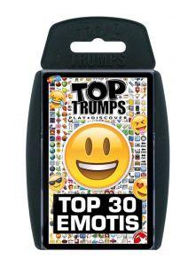 Top Trumps Classics - Emotis