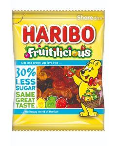 Haribo Fruitilicious 135g