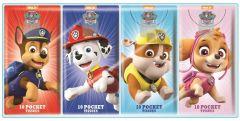 Paw Patrol Pocket Tissues 8pk
