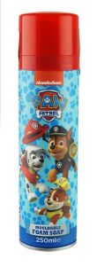 Paw Patrol Mouldable Foam Soap 250ml