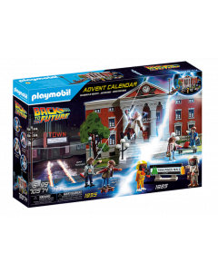 Playmobil 70574 Advent Calendar Back to the Future II