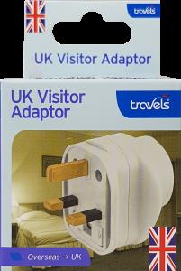 UK Visitor Adaptor