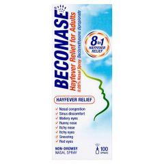 Beconase Hayfever Allergy Spray 100 Sprays