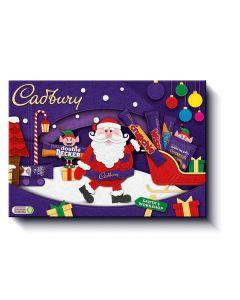 Cadbury Medium Santa Selection Box 145g