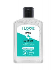 I LOVE Hand Sanitiser 70% Alcohol 500ml