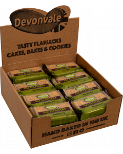 Devonvale Oat Flapjacks - Raspberry 95g