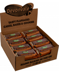 Wholesale Devonvale Delicious Cakes - Chocolate Brownie 60g