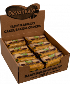 Wholesale Devonvale Tasty Bakes Crumble - Blackcurrant & Apple 80g