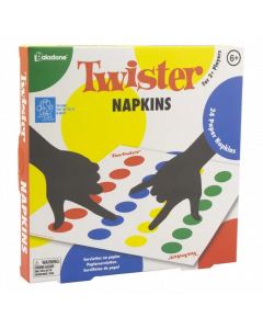 Twister Napkins