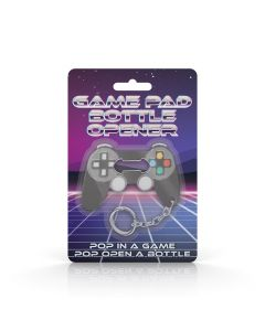 Game Pad Bottle Opener