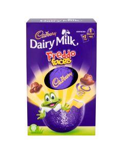 Cadbury Dairy Milk Freddo Faces Easter Egg Medium 122g