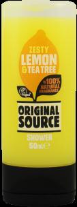 Original Source Shower Gel Lemon 50ml