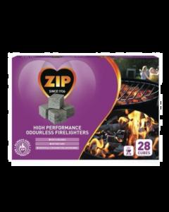 Zip High Performance Odourless Firelighter Blocks 28's