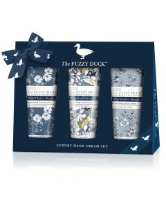 Baylis & Harding The Fuzzy Duck Cotswold Floral 3 Hand Cream Gift Set 2021