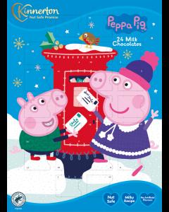 Kinnerton Peppa Pig Advent Calendar 40g 2021