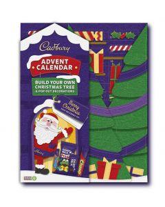 Cadbury Pop Up Advent Calendar 267g