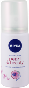 Nivea Anti-Perspirant Deodorant Pearl & Beauty 35ml