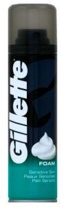 Gillette Shaving Foam Sensitive 200ml