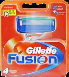 Gillette Fusion Blades 4's