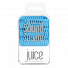 Juice Sound Square - Blue