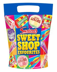 Wholesale Swizzels Sweet Shop Favourites Pouch