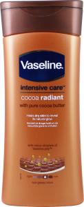 Vaseline Intensive Care Body Lotion Cocoa Butter 200ml