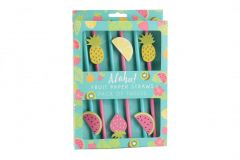 Aloha! Pack of 12 Straws