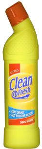 Clean N Fresh Citrus Bleach 750ml