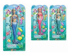 Mermaid Princess - 40cm Doll Playset Hang Pack