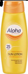 Aloha Sun Lotion SPF 25 250ml