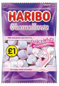 Haribo Chamallows £ PMP 160g