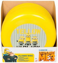 Despicable Me Minions 3 Flying Disc 23cm