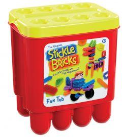 The Original Stickle Bricks Fun Tub