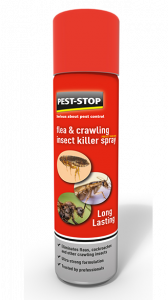 Pest Stop Flea & Crawling Insect Killer Spray 300ml