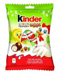 Kinder Mini Eggs Bags 75g