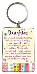 Keyring - Daughter