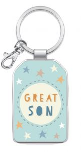 Little Wishes Keyring - Son