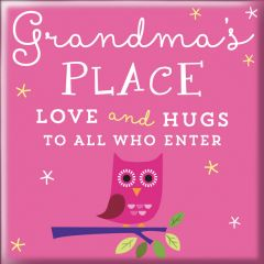 Magnet - Grandma's Place...