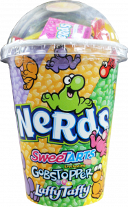 Nerds Cup 180g