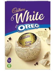 Cadbury Dairy Milk White Oreo Easter Egg Large 220g
