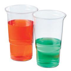 12 Super Value Pint Plastic Glasses