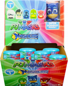 PJ Masks Mashems in CDU